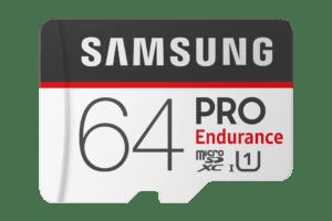 Samsung Pro Endurance microSD kart
