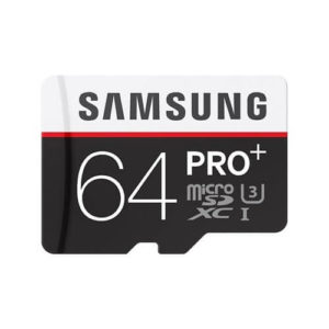 Samsung Pro Plus microSD kart
