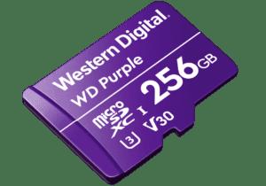 5. WD Purple MicroSD Kart